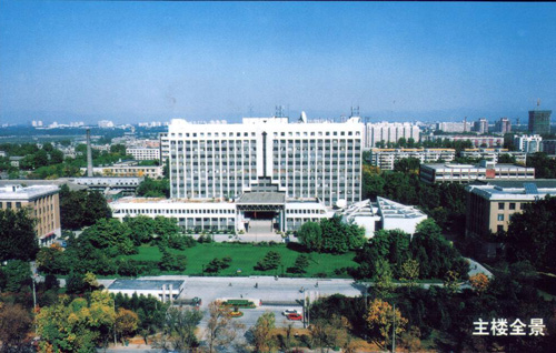 北京林业大学校园风光